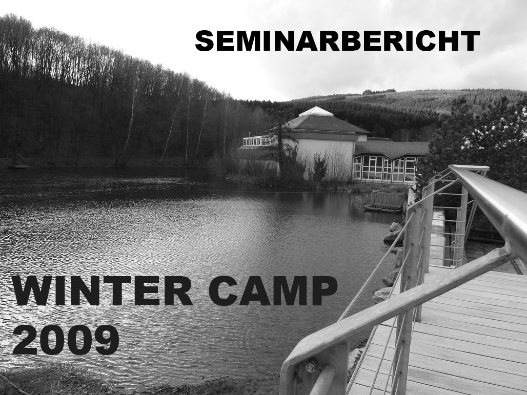 winter camp bericht